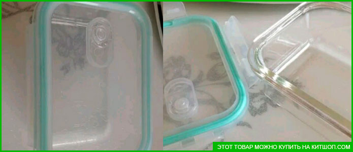 контейнер из жаропрочного стекла отзыв покупателя